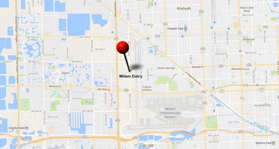 Milam Dairy Florida Onsite Computer PC and Printer Repair, Network, and Voice and Data Cabling Services