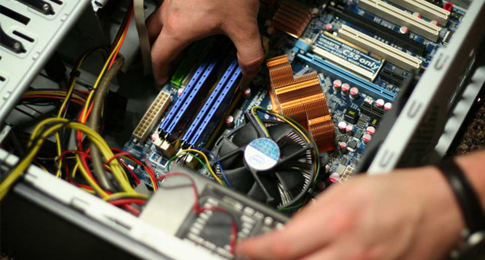 South Pasadena FL Onsite Computer PC and Printer Repair, Network, and Voice and Data Cabling Services