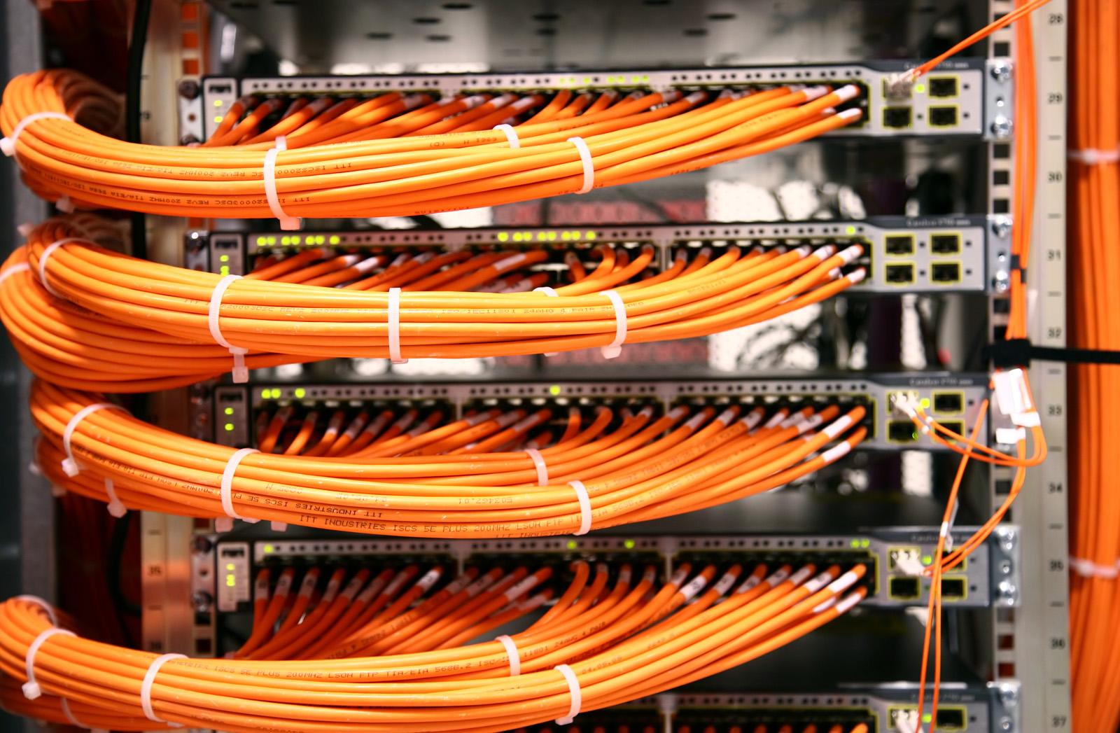 Temple Terrace Florida Premier Voice & Data Network Cabling Services