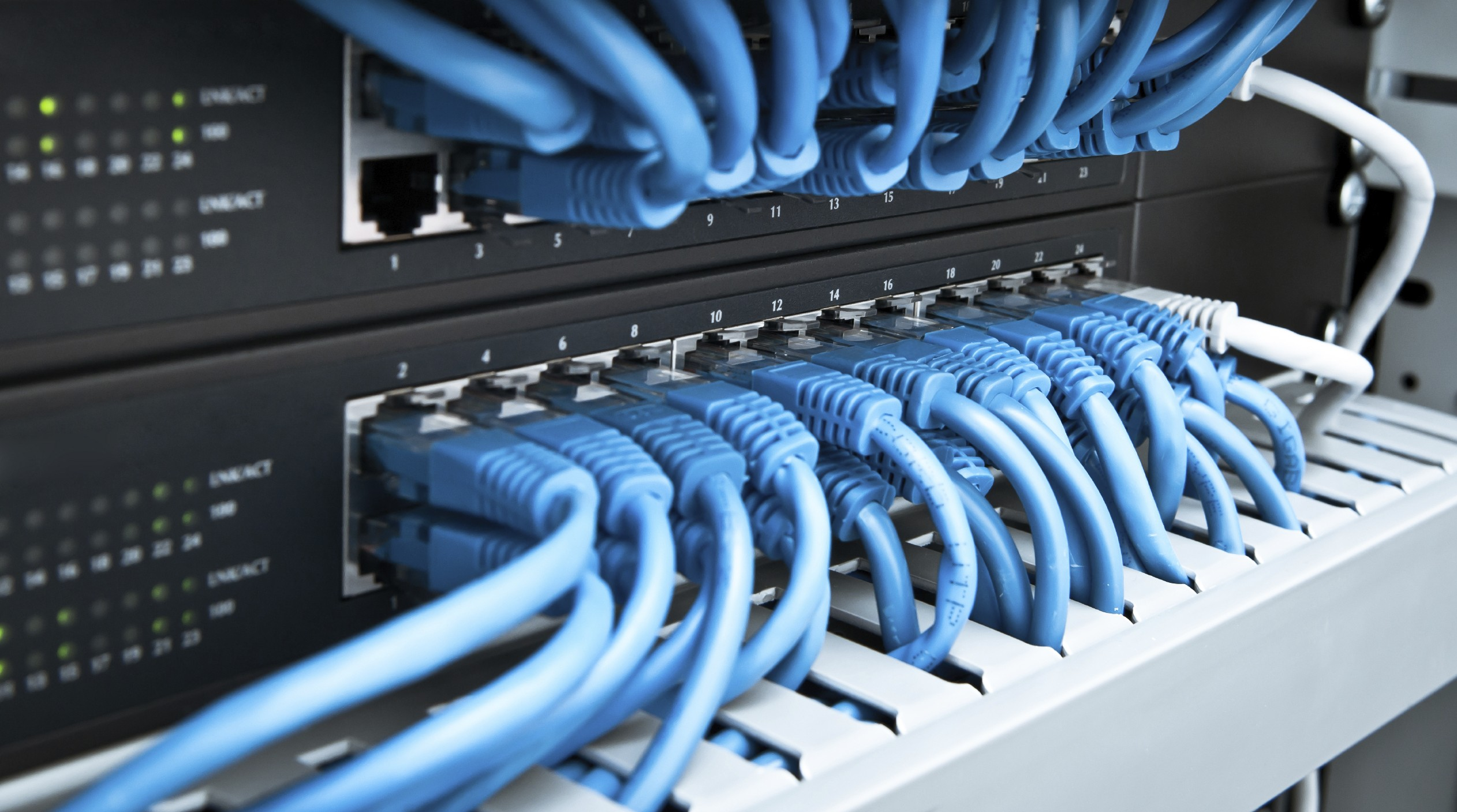 Jacksonville Beach Florida High Quality Voice & Data Network Cabling Contractor