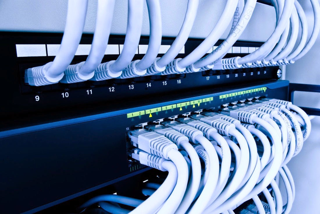 Jacksonville Florida High Quality Voice & Data Network Cabling Solutions