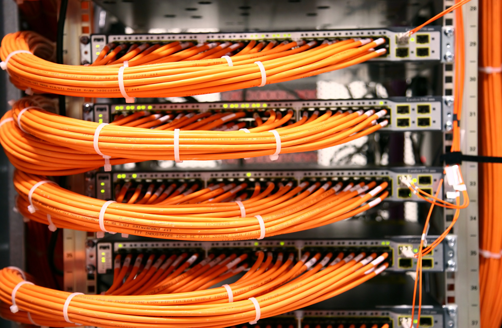 Sanford Florida High Quality Voice & Data Network Cabling Contractor