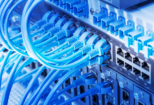 Davie Florida Premier Voice & Data Network Cabling Services