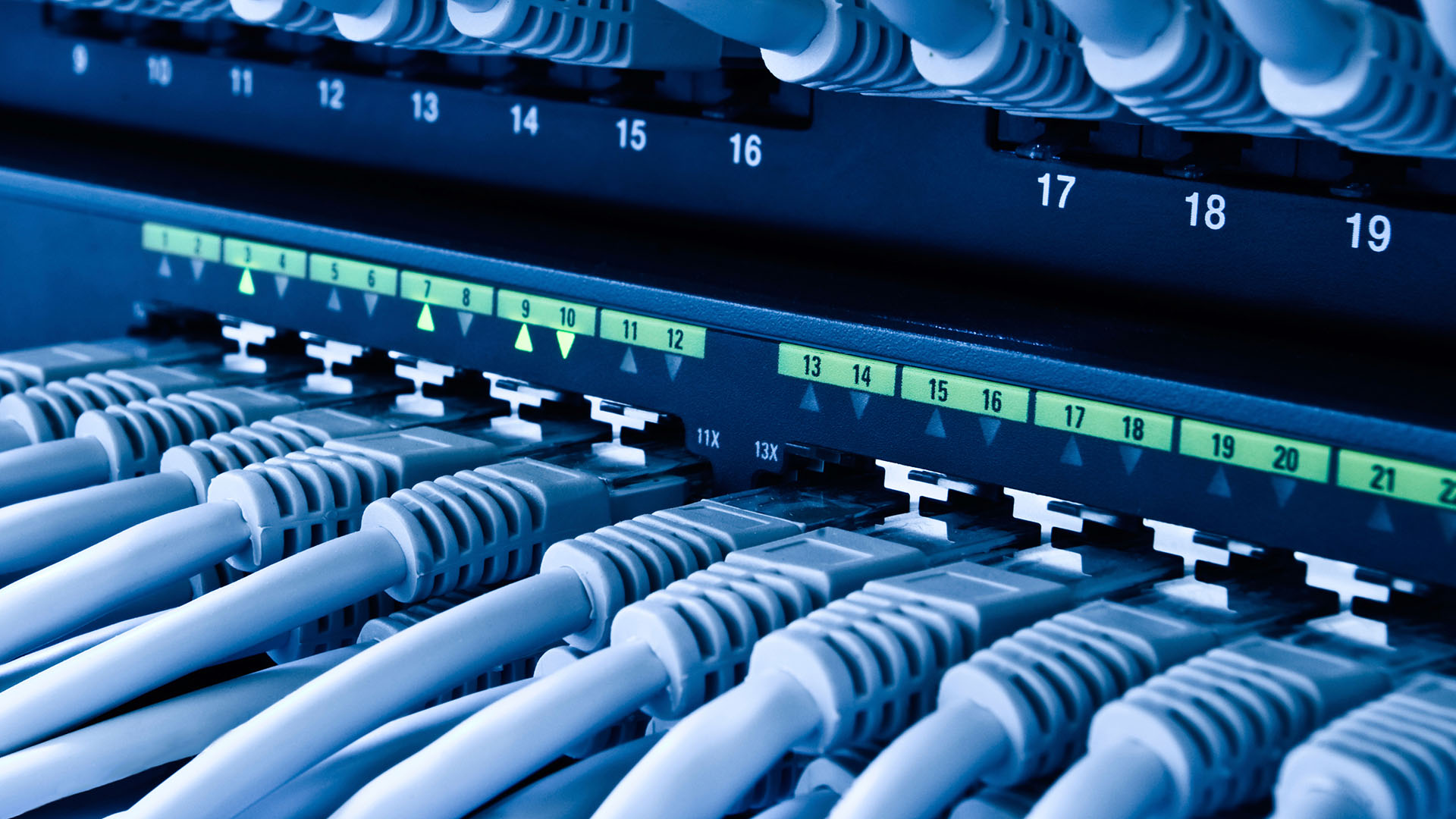 Cocoa Beach Florida High Quality Voice & Data Network Cabling Services